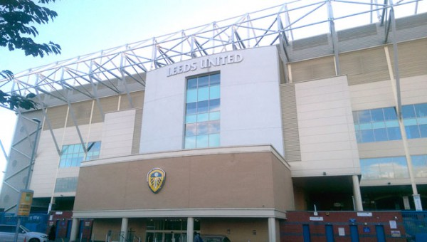 Liverpool Cover Band Munch Perform At Elland Road, Leeds United FC